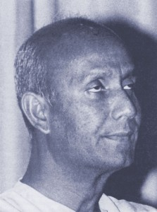 Sri Chinmoy meditációban