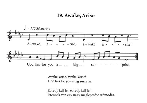 19-awake-arise - mantra meditációhoz