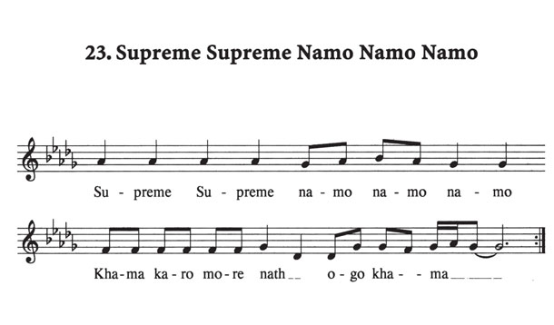 23-supreme-supreme - mantra meditációhoz